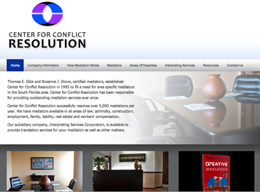 Ogawa Design Agency, Mediation Website, Legal Website