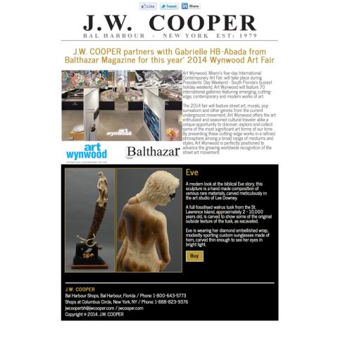 J.W. Cooper Mailer