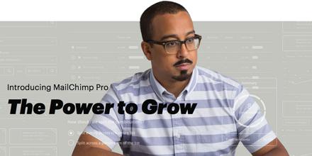 MailChimp Pro