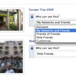 FB Album Privacy Settings